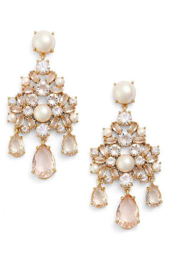 Earrings from  Nordstrom