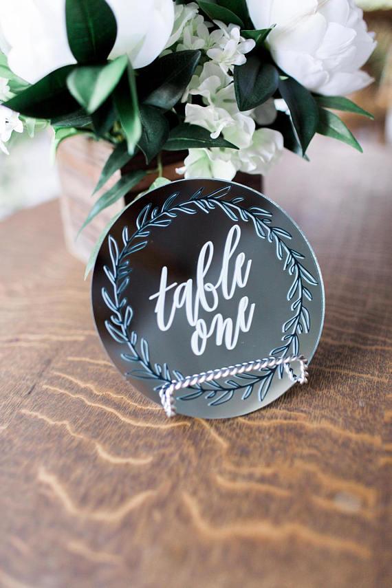 mirror wedding