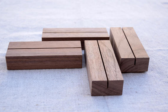 wooden wedding ideas