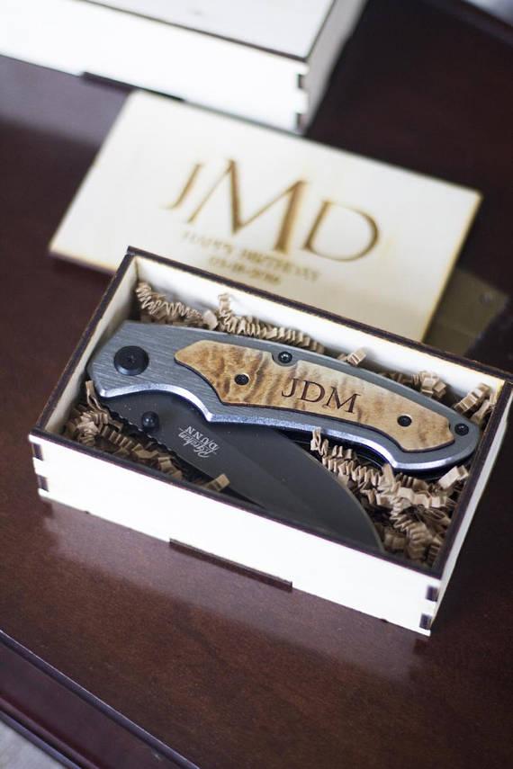 knife for best man
