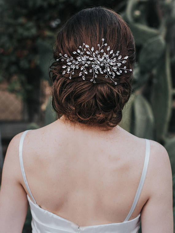 wedding updo ideas