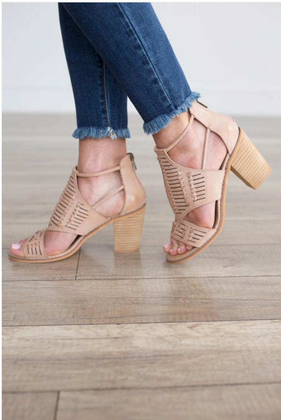 neutral shoes