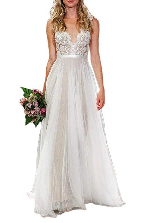 amazon wedding dress