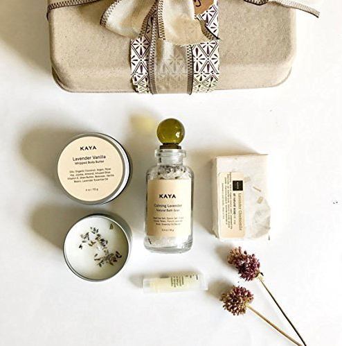 spa gift for bridesmaids