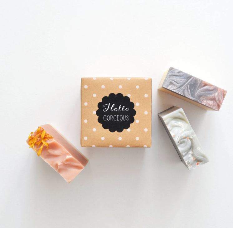 Bridesmaid Soap