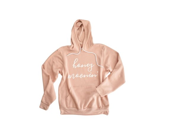 honeymoon sweatshirt