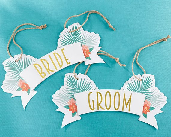 11 Signs for your Wedding Day Chairs - Signs by Moonlight Weddings