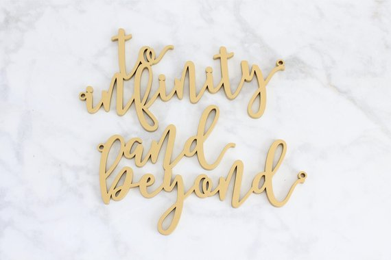 11 Signs for your Wedding Day Chairs - Signs by The Duo Studio