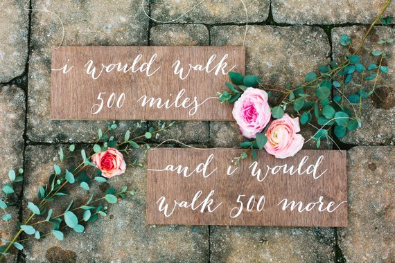 11 Signs for your Wedding Day Chairs - Signs by Paper and Pine Co