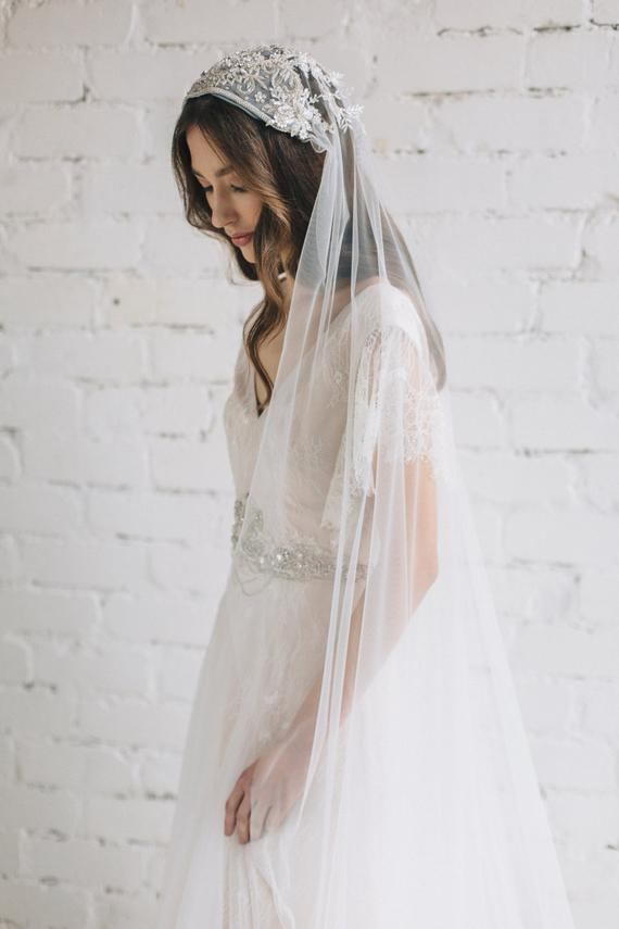 juliet wedding veil