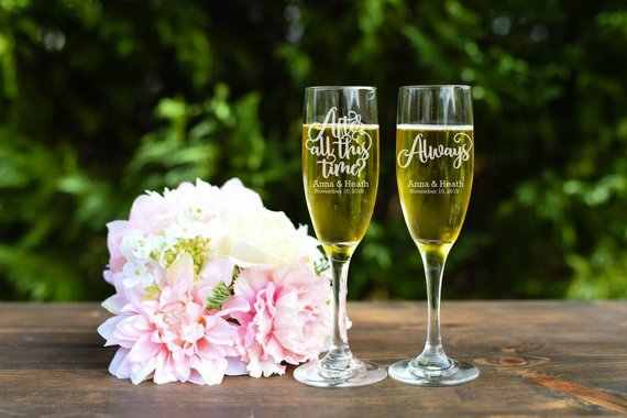 How to Throw a Harry Potter Wedding - Glasses by The Pink Owl Designs - #wedding #harrypotter #always #muggletomrs