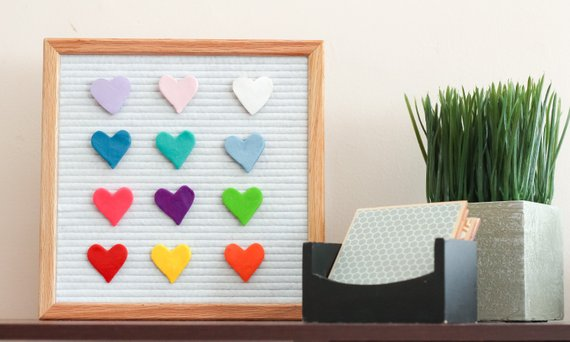 10 Letter Boards to Welcome Your Wedding Guests - Hearts by Posey Creative - #weddings #guests #letterboard #weddingdecor