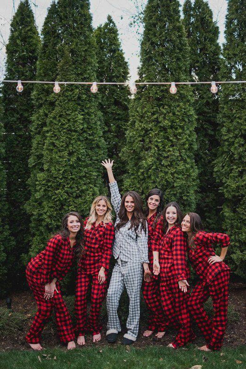 4315 Robes for your Bridesmaids - Robe by SSWeddings- #bridesmaids #wedding #bridesmaidsrobes