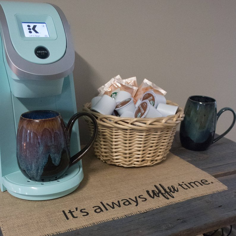 Gifts for your Coffee-Obsessed Bridesmaids - Gift by This Joyful Home Etc - #bridesmaids #bridesmaidgifts #coffee