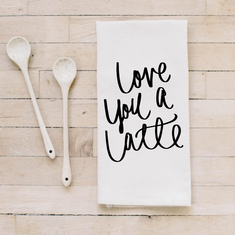 Gifts for your Coffee-Obsessed Bridesmaids - Gift by PCB Home - #bridesmaids #bridesmaidgifts #coffee