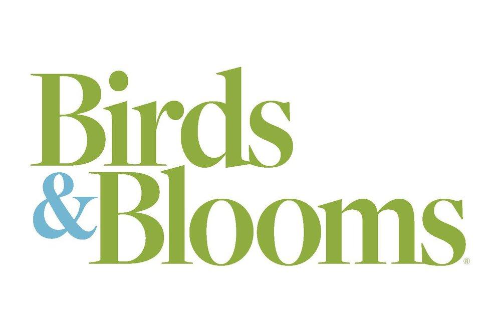 Beardbangs has been featured in Birds & Blooms Magazine