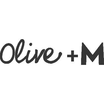 Olive + M