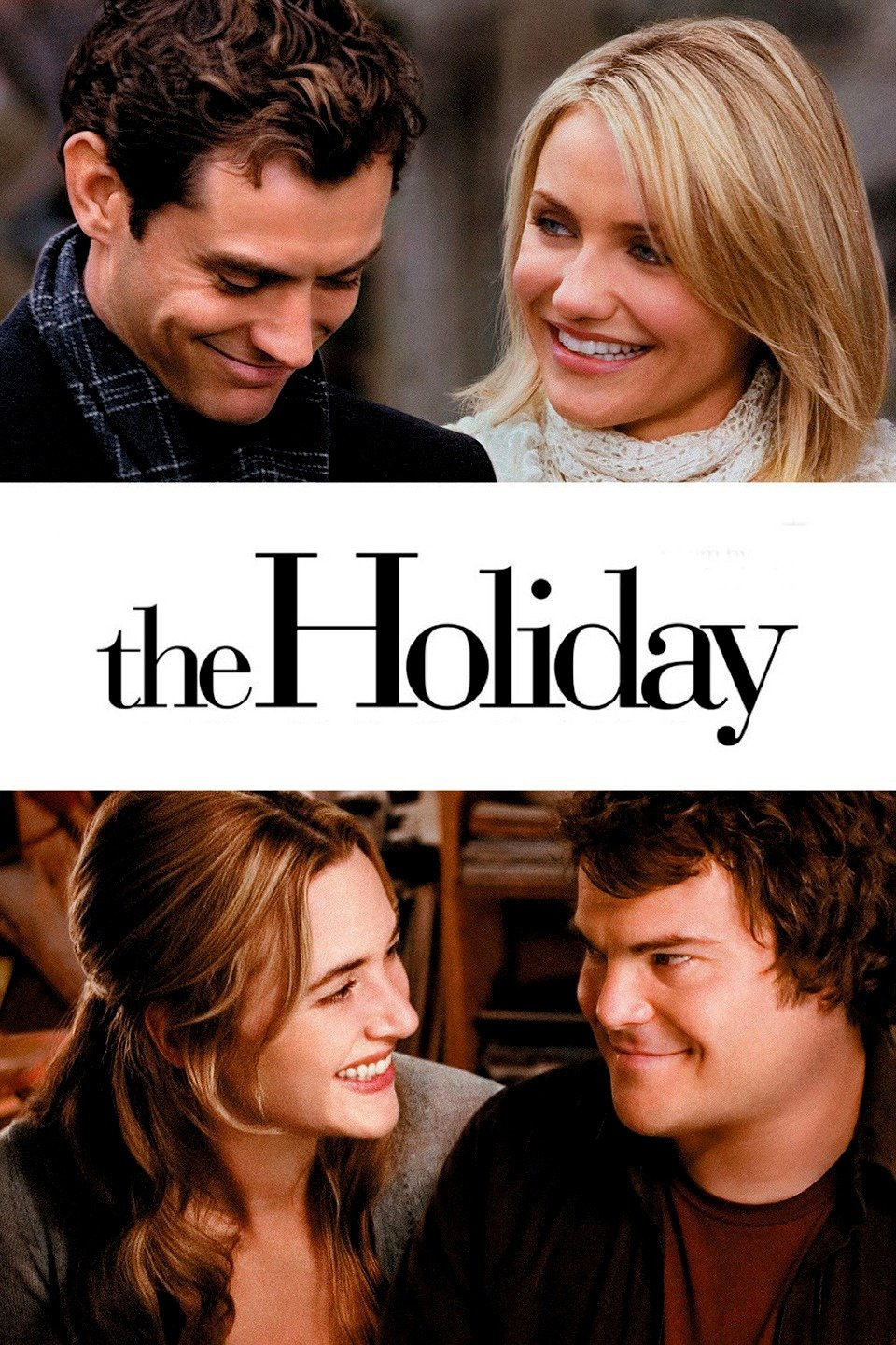 The Holiday - Ok, anyone who knows me will tell you I'm a sucker for a soppy rom-com. And in some Christmas spirit and how can you pass up The Holiday? It's the feel good movie you need in your life. So curl up on the couch, enjoy a Christmas goodie or two, and enjoy.