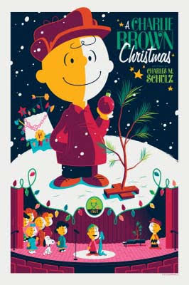 A Charlie Brown Christmas - Is it really Christmas if you don't at least catch a fleeting glimpse of A Charlie Brown Christmas? It might feel ubiquitous but it's a classic for a reason. And hey, Snoopy rocks so yeah… watch it.