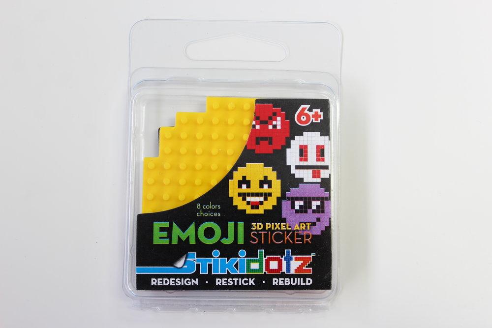 Yellow Emoji Sticker