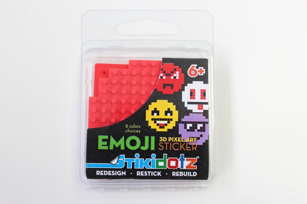 Red Emoji Sticker