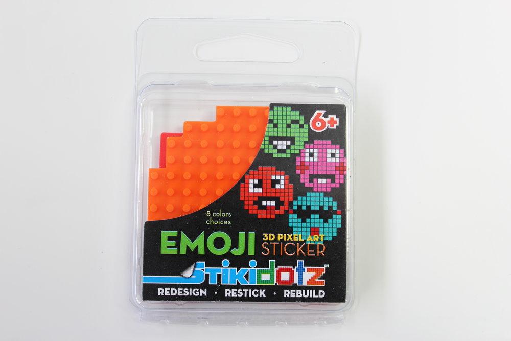 Orange Emoji Sticker