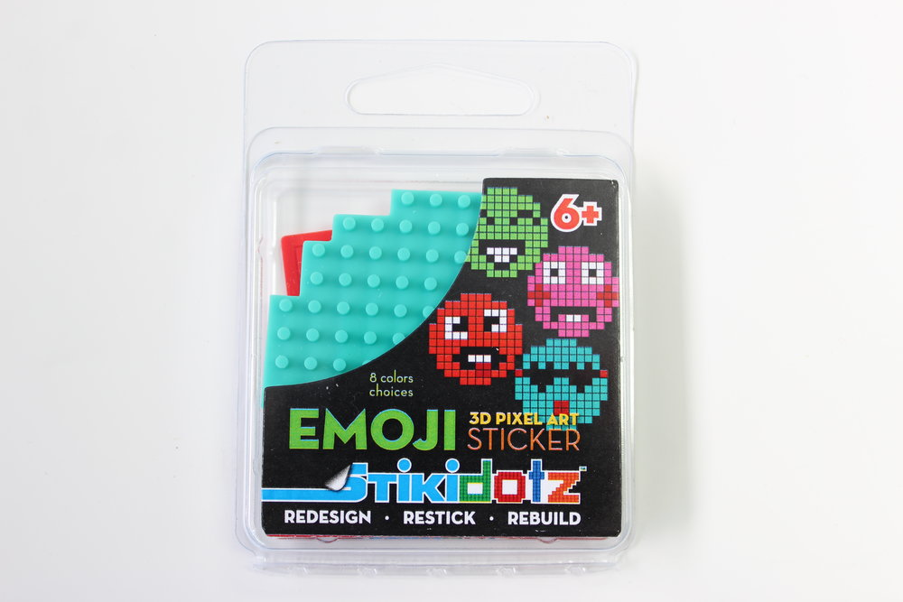 Pear Green Emoji Sticker