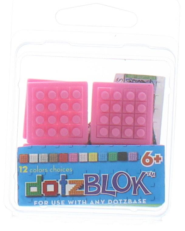 8 dotzBLOKs: Pink