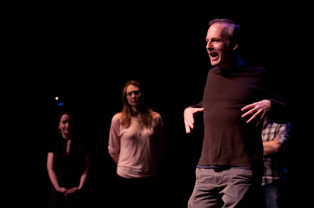 Bob Odenkirk at Theme Park Improv at SF Sketchfest, February 3, 2012. Photo by Ameen Belbahri.