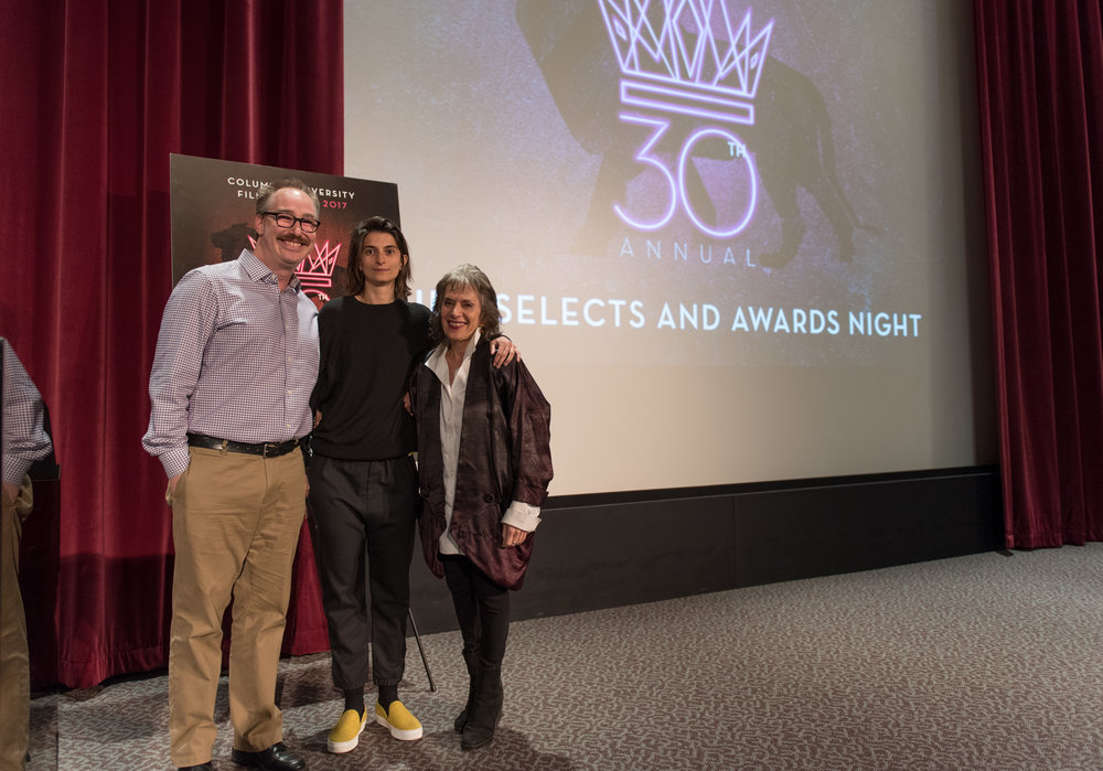 PRIMO WINS ADRIENNE SHELLY FOUNDATION AWARD - May 15th, 2017Federica Gianni wins