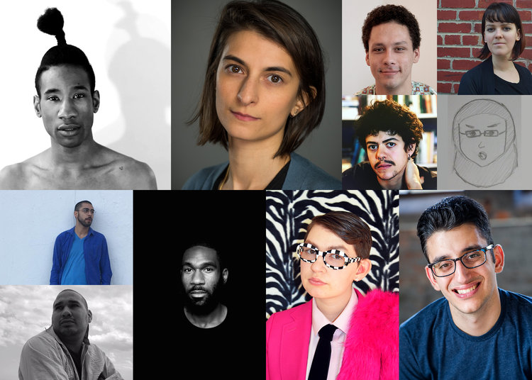 FEDERICA GIANNI SELECTED AS A FELLOW OF QUEER |ART| MENTORSHIP - October 9th, 2017