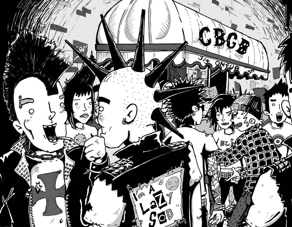 Ryan Onorato - CBGB