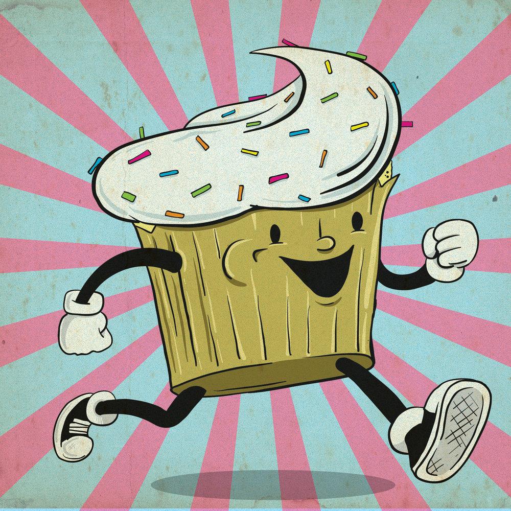 Ryan Onorato - Cupcake