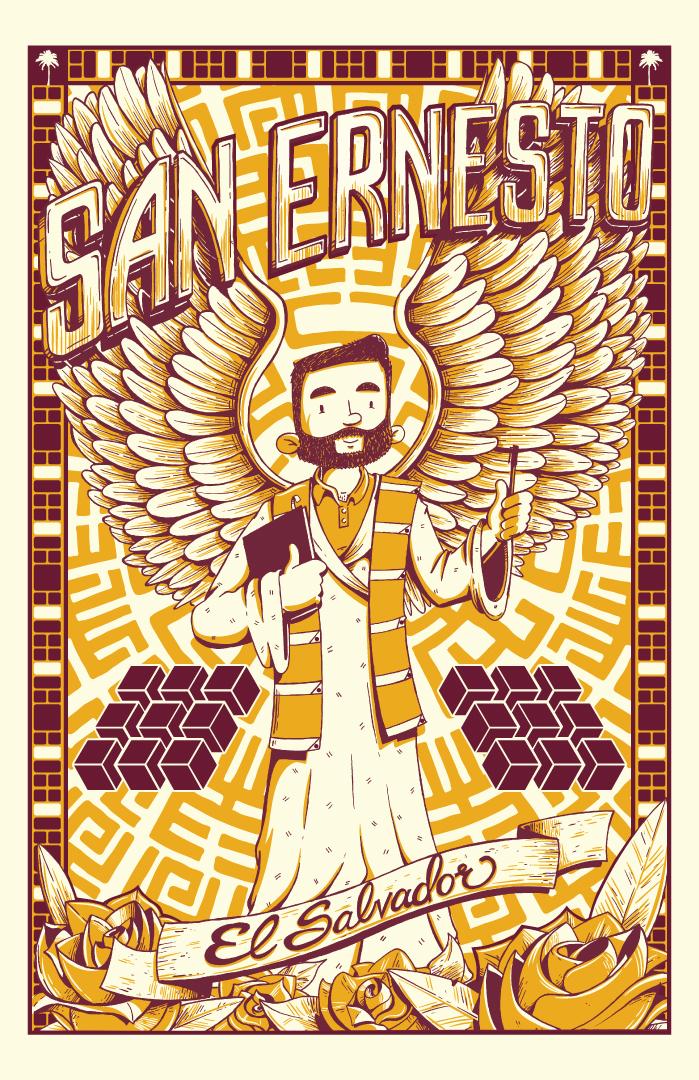 Ryan Onorato-San Ernesto