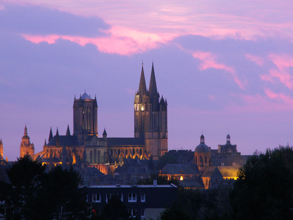 Coutances cathedral. Photo by Aroche 2013