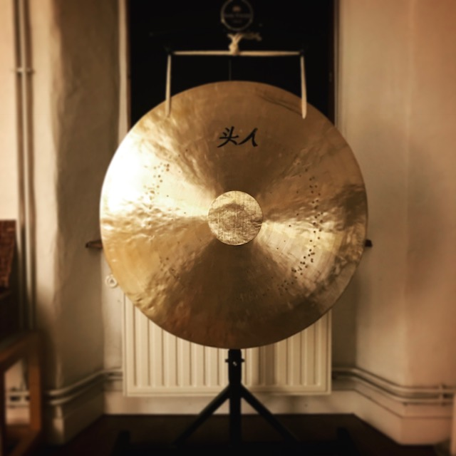 Our deep, resonant gong