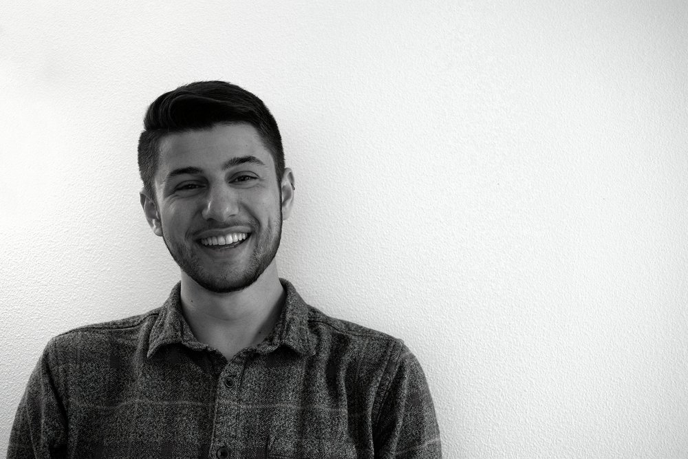 Eli Kahn - Eli Kahn is driven by curiosity and his desire to create. Eli is a Junior in VCD at the UW but he also finds Industrial Design fascinating—part of his reasoning for interning with Slip Rabbit. Outside of design, he holds interest in distance running and cooking.He is currently figuring out his place in the world with an identity of both an artist and designer, and whether or not he can't just be both.See more of Eli's work on Instagram