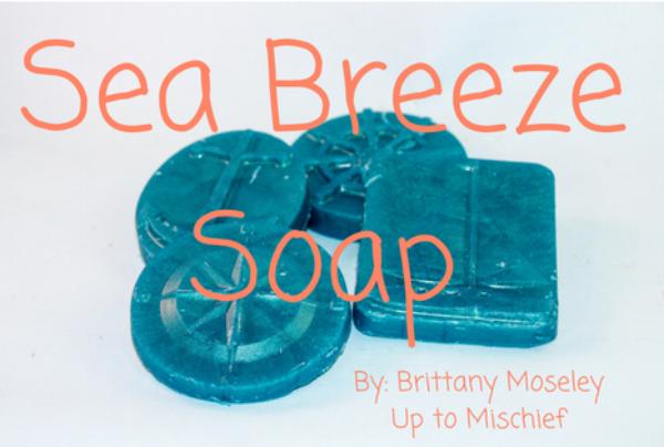 Sea breeze soap image
