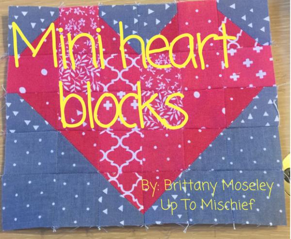 Mini heart blocks