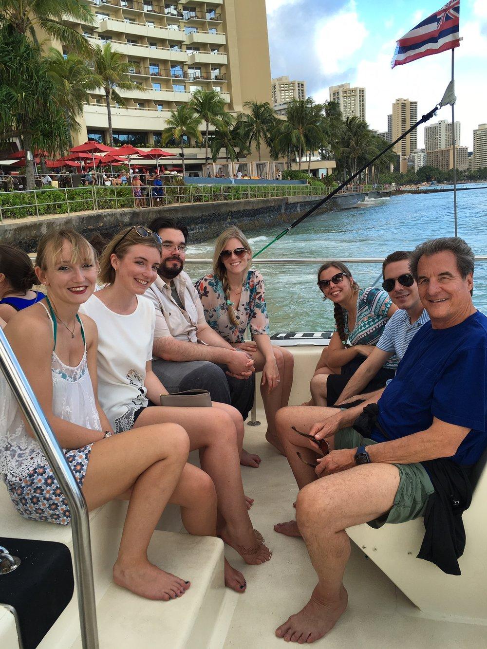 2016    Howarth & Smith Hawaii Retreat -