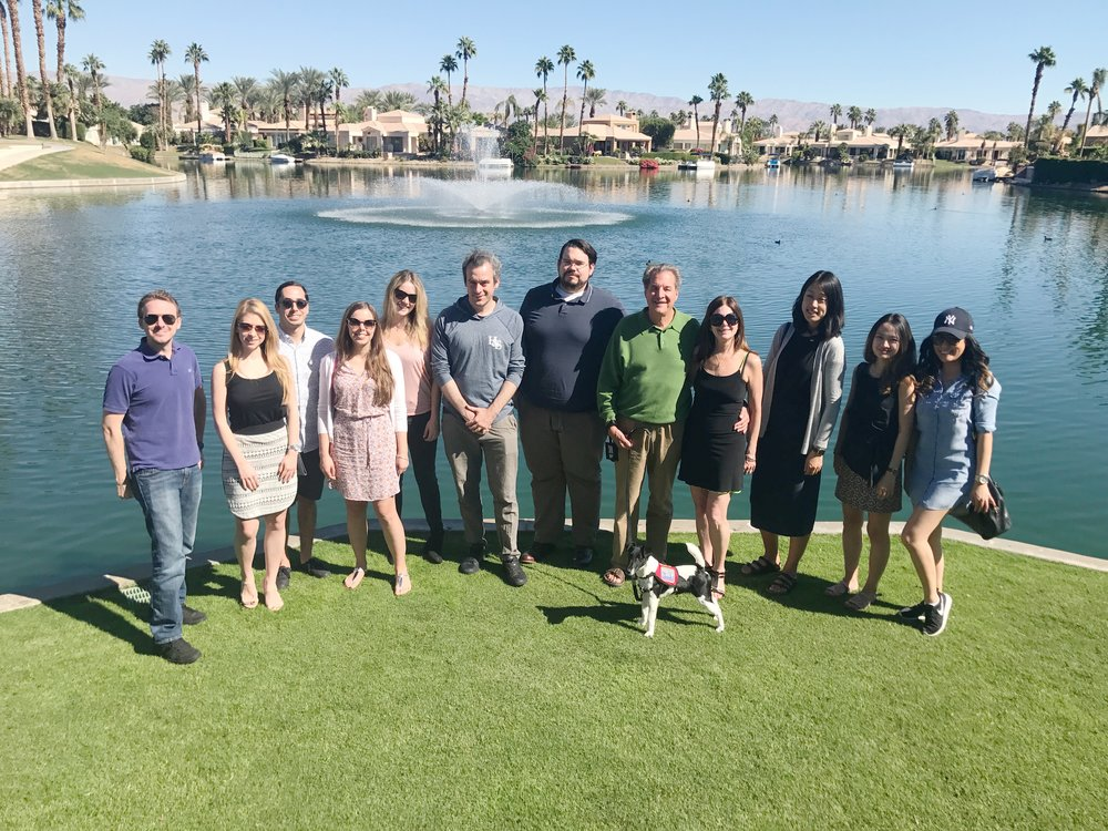 2017 La Quinta   Howarth & Smith Retreat -