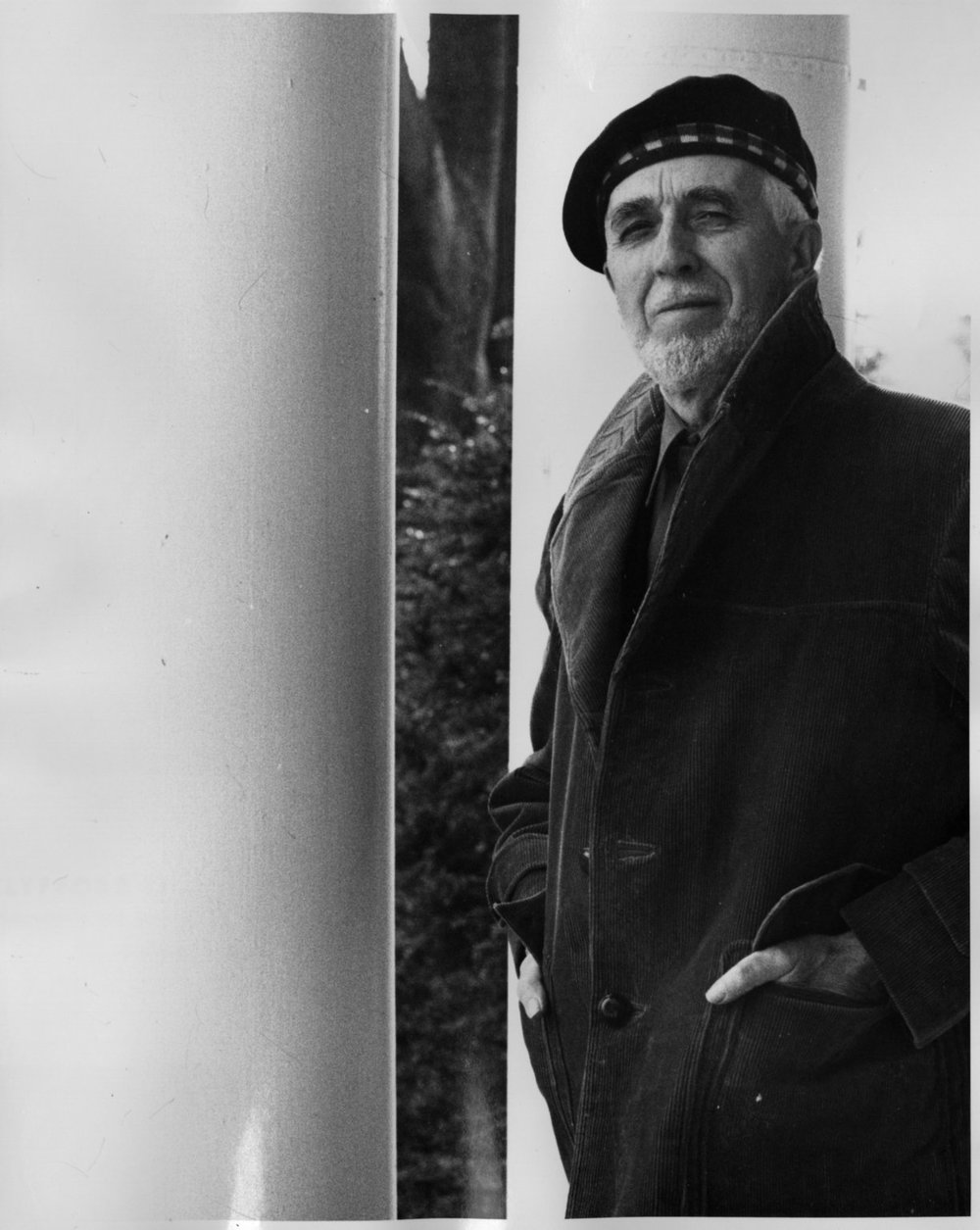 Clyfford Still. photo: Clyfford Still Archives.