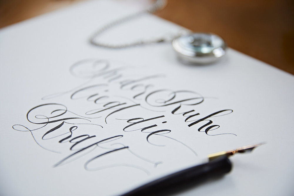Marion Mischke Kalligrafie