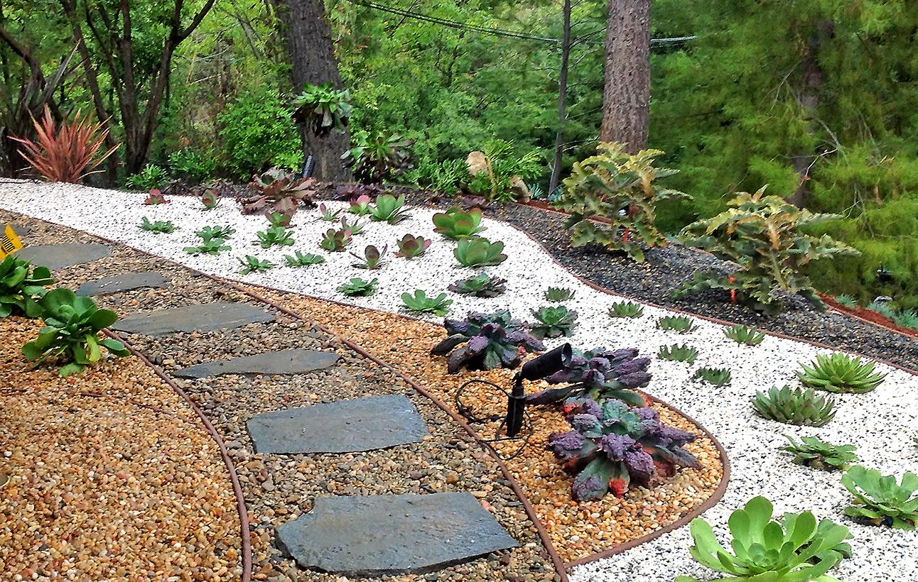 Marvelous Garden Walkways: Tips And Types