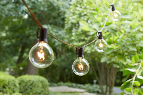 Outdoor Party String Lights - $18.40