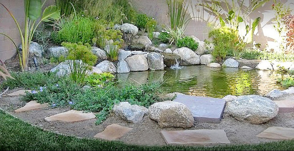 Fountains & Water Features -