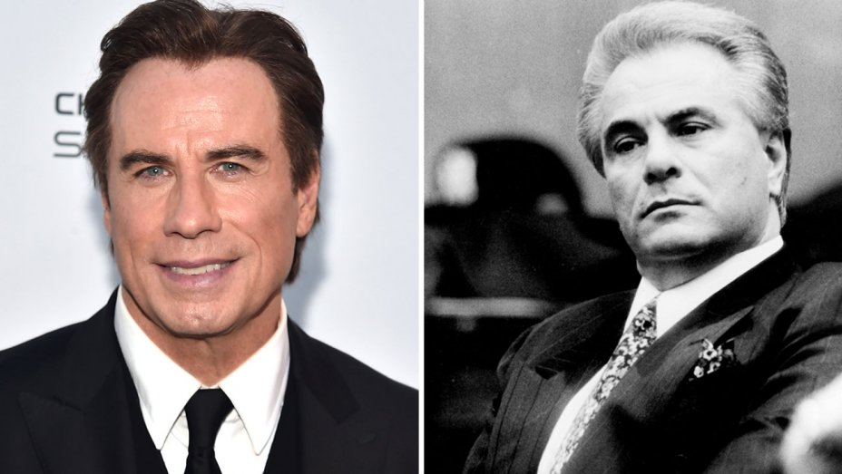 "Matteo Perin, the designer behind John Travolta's wardrobe in ""Gotti"""