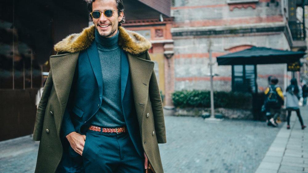 Matteo Perin, Fashion Beans, bespoke Italian designer