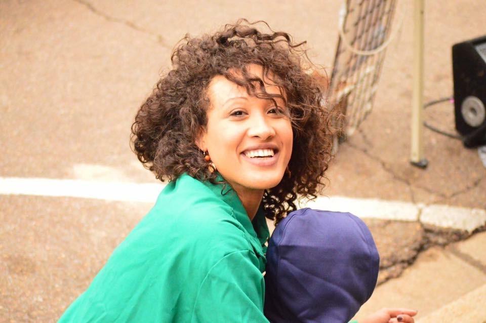 My bestie Rachel
