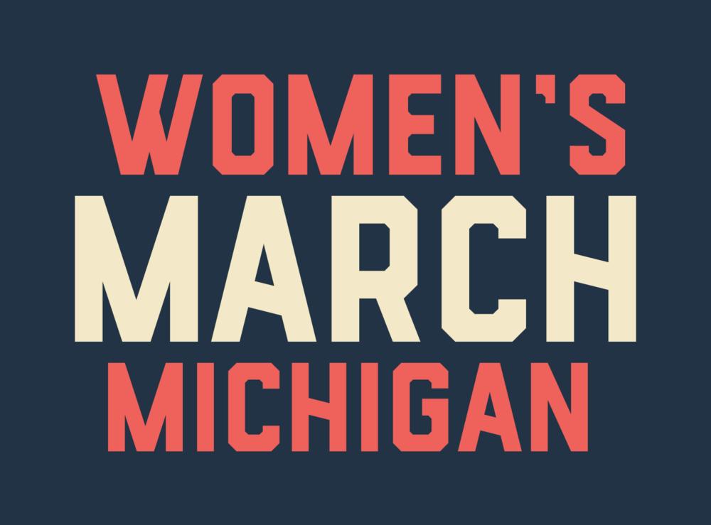 Women's March Michigan